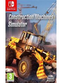Construction Machines Simulator, Nintendo Switch -peli