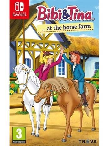 Bibi & Tina at the Horse Farm, Nintendo Switch -peli