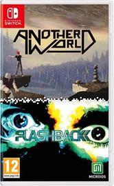 Another World Flashback Compilation, Nintendo Switch -peli