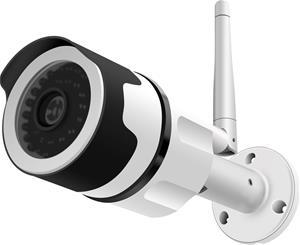 Wattle Outdoor HD Camera, valvontakamera