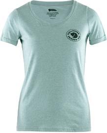 Fjällräven 1960 Logo T-Shirt Women, clay blue/melange