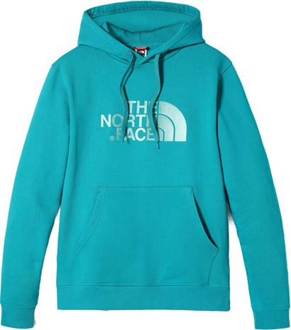 The North Face Drew Peak Huppari Miehet, fanfare green