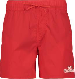 Peak Performance M STORM SHORTS CHINESE RED