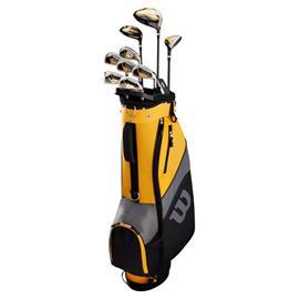 Wilson Ultra Men Full Golf Set Graphite/Steel-Right