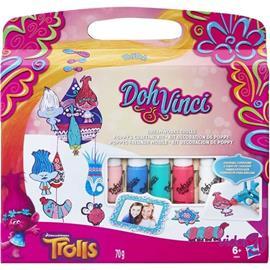 Hasbro Play-Doh DohVinci Trolls - Askartelusetti
