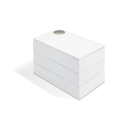 Umbra-korurasia, valkoinen