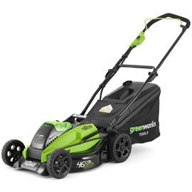 Greenworks GD40LM45, ruohonleikkuri 40 V + 4,0 Ah akku