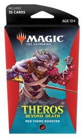 Theros Beyond Death Theme Booster Red