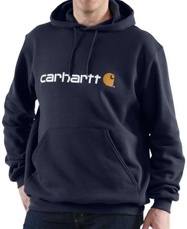 Carhartt Signature Logo Hooded - Huppari - S