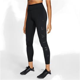 Nike W ONE TGT 7/8 ICNCLSH GX BLACK/BLACK/DK SMO