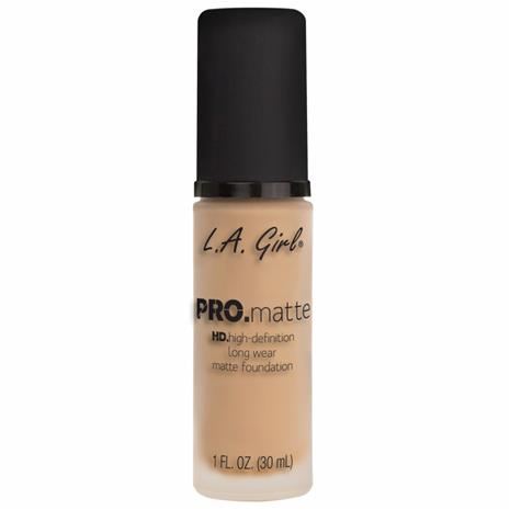 L.A. Girl Pro.Matte Foundation Golden Bronze