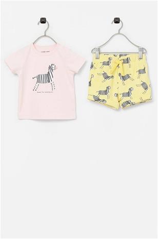 Ellos Shortsit + T-paita Cleo Set