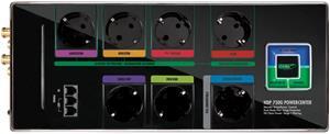 Monster GreenPower HDP 750G PowerCenter (MPHDP750GDE), ylijännitesuoja
