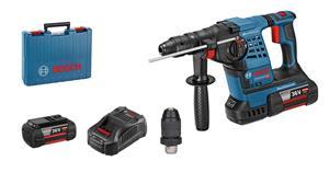 Bosch GBH 36VF-LI Professional (061190700A) 36V 2x6,0Ah SDS+, akkuporavasara