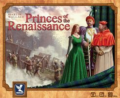 Princes of the Renaissance Lautapeli