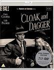 Cloak and Dagger (1946, Blu-ray + dvd), elokuva