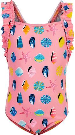 Color Kids UV-Uimapuku, Bubble Gum, 140