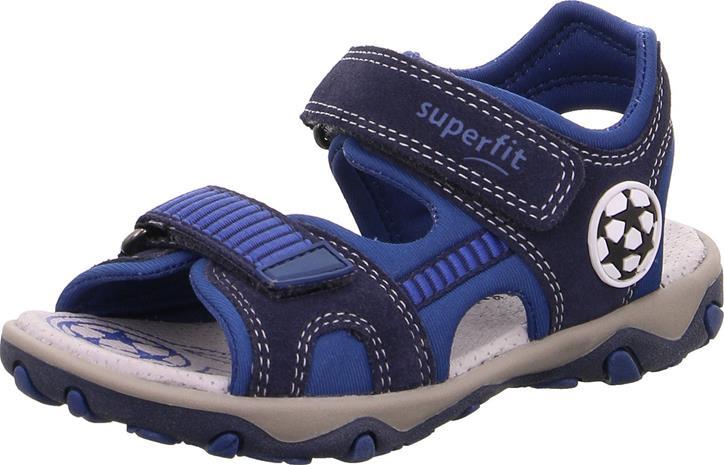 Superfit Mike 3.0 Sandaalit, Blue, 28