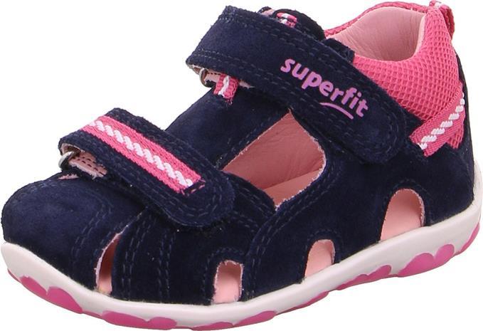 Superfit Fanni Sandaalit, Blue, 25
