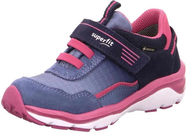 Superfit Sport5 GTX Lenkkarit, Blue/Pink, 31