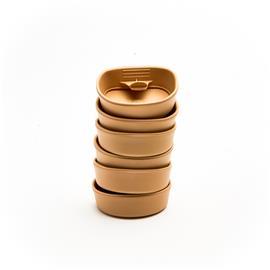 Wildo Fold-A-Cup Sarja Yksivärinen 6x, desert