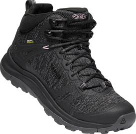 Keen Terradora II Mid WP Shoes Women, black/magnet