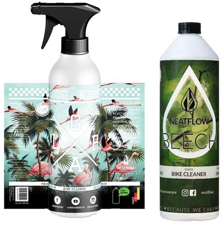 NEATFLOW Beech Miami Bike Cleaner Set 2 x 1000ml