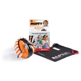 Alpine Kuulosuojaimet Muffy, oranssi