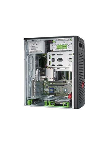 Fujitsu Celsius W580power VFY:W5800W491SNC (i9-9900K, 32 GB, 1 TB SSD, Win 10), keskusyksikkö