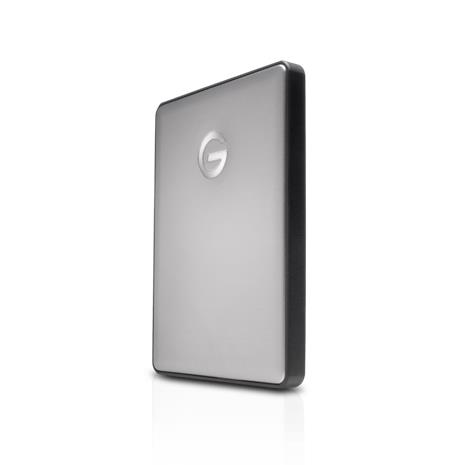 G-Technology G-Drive Mobile (2 TB, USB-C) 0G10317-1, ulkoinen kovalevy