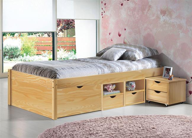 Sänkysarja SINGLE 90x200 cm