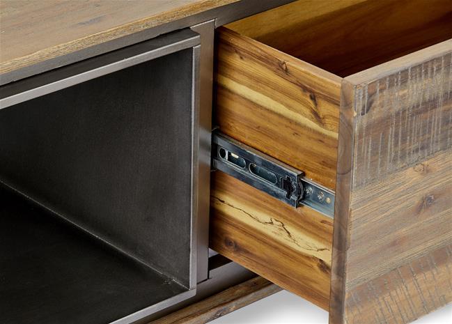 Sohvapöytä MALAGA 120x75 cm