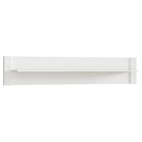 Seinähylly Dreviso 160 cm, valkoinen