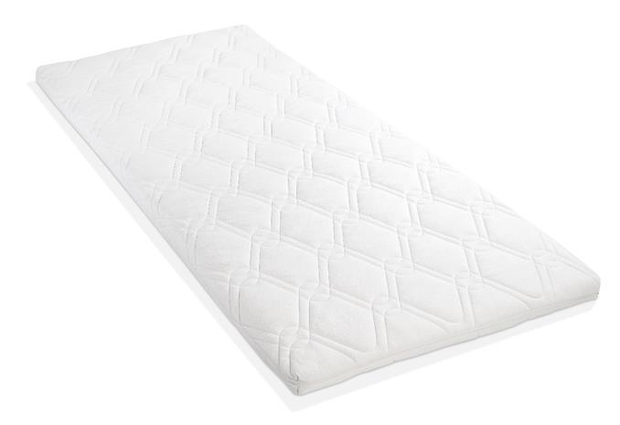 Koodi Soft perusjämäkkä profiloitu vaahtomuovi sijauspatja 160x200x6 cm