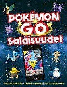 Pokémon Go : salaisuudet, kirja