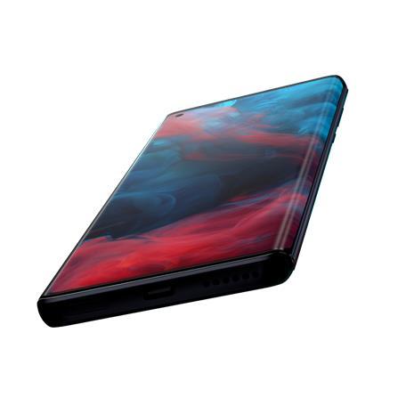 Motorola Edge+, puhelin