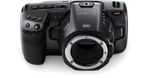 Blackmagic Pocket Cinema Camera 4K, videokamera