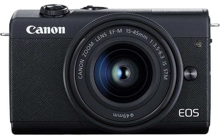 Canon EOS M200 Kit (15-45mm IS), järjestelmäkamera