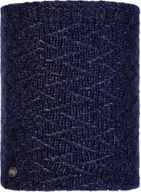 Buff Lifestyle Knitted and Polar Fleece Margo Kaulanlämmitin, ebba night blue