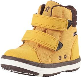Reima Patter Wash Mid Kengät Lapset, ochre yellow