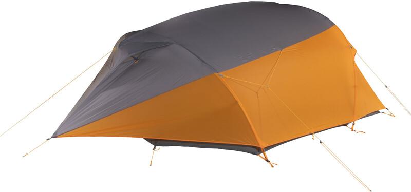 Klymit Maxfield 4 Tent, orange/grey