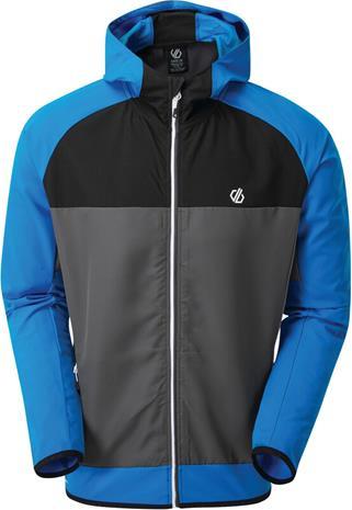 Dare 2b Aptile Softshell Jacket Men, athletic blue/ebony grey/black