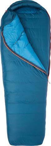 Marmot Yolla Bolly 15 Sleeping Bag Long, denim/atlantic