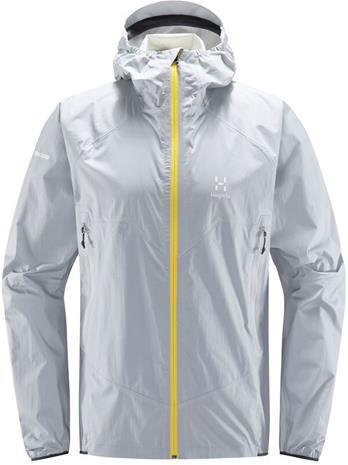 Haglöfs L.I.M Proof Multi Jacket Men, stone grey