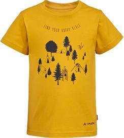 VAUDE Lezza T-paita Lapset, marigold, Lastenvaatteet