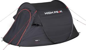 High Peak Vision 2 Teltta, black