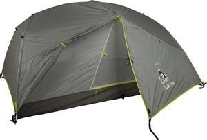 Camp Minima 3 Pro Tent, grey/lime