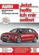 Audi A4 / A4 Avant, kirja