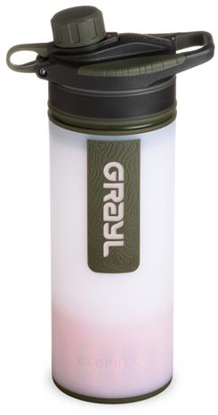 Grayl Geopress Water Purifier, alpine white