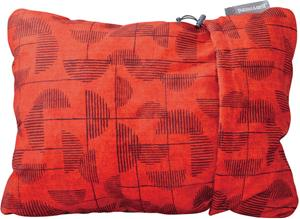 Therm-a-Rest Compressible Pillow L, red print